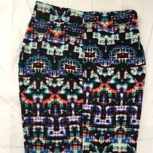 Forever 21 pencil skirt size xl
