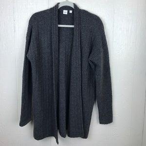 [Gap] Chinky Knit Open cardigan wool blend