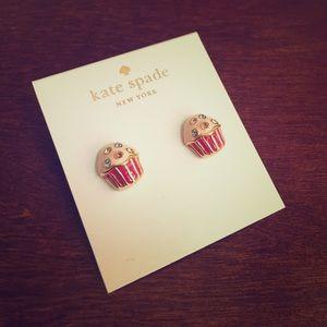"""Kate Spade """"Take the cake"""" earrings"""