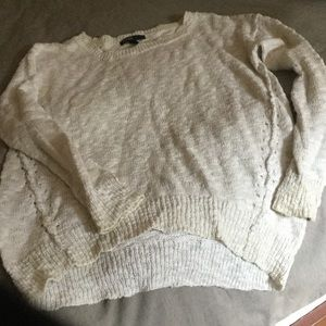 Cotton/Linen Sweater