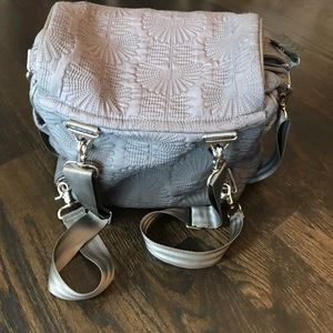 Petunia pickle bottom diaper bag/backpack