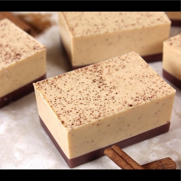 Coffee Homemade goat milk Soap with Argan oil. M_59ee3fca2ba50acd600e38f7