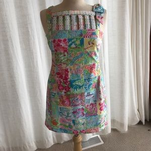 State Lilly Pulitzer dress