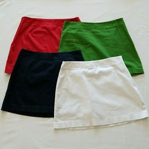 Express Mini Skirts Bundle Lot of 4