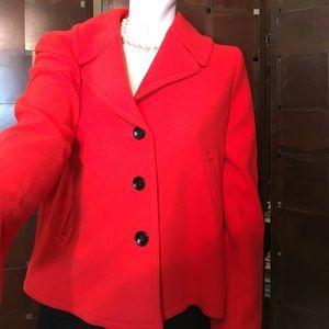Evan Picone coat