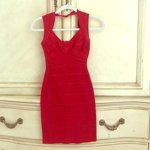 Sarai Herve Ledger dress