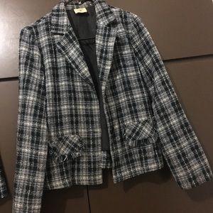 Other - Tweed blazer and skirt set.