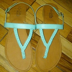 Charlotte russe sandals