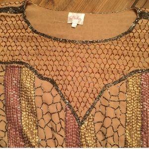 Parker sequin Beaded dress