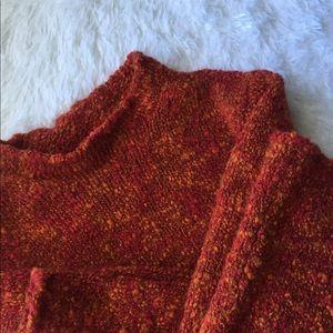 🍂 Crimson Leaves Knit 🍂