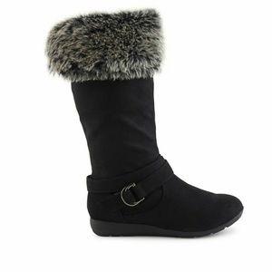 Report Black Syreeta Boot