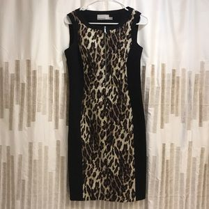 Karen Millen Leopard Print Dress