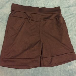 Women's shorts NWOT