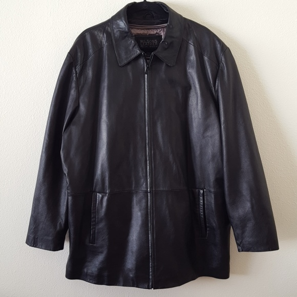 4e242d6f1 Wilsons Leather Pelle Studio thinsulate sz XL