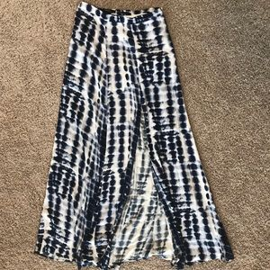 Tie dye F21 skirt