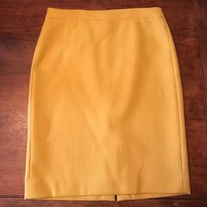 Jcrew #2 pencil skirt size 6
