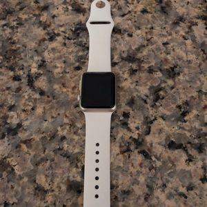 Apple Watch Sport First Generation 38mm Gold Case