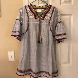 Anthropologie Maeve summer dress