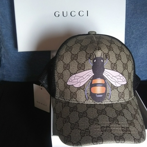 Accessories - Gucci GG Bee Hat 7600216d117