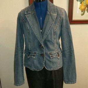 Silver Jeans Cameron Denim Jacket