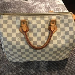 AUTHENTIC Louis Vuitton Speedy 30 Great Condition!