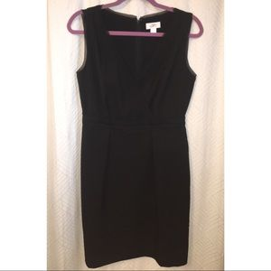 Ann Taylor LOFT Black Professional Dress