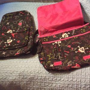 Other - Messenger Bag and backpack set - kids or juniors