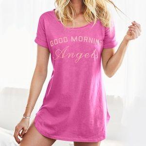 Victoria's Secret Nightshirt. Good Morning Angels
