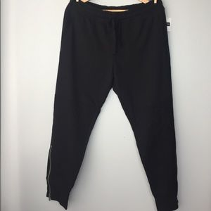 NWT Gap Ankle Zip Joggers