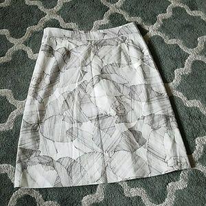 BOSS HUGO BOSS A Line Skirt Sz 6