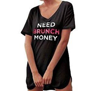 Victoria's Secret Nightshirt. Need Brunch Money