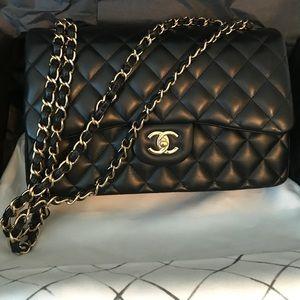 Authentic Classic Chanel Handbag