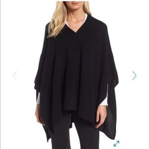 Halogen Sweaters - Cashmere Poncho