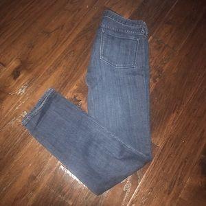 J CREW Toothpick Jeans - Size 29
