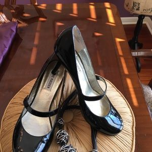 Steve Madden Patent Leather Mary Janes👠👠