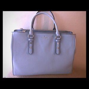 Baby blue Kate spade Handbag