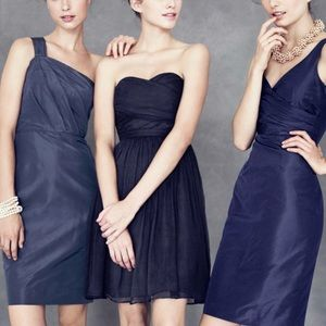 J. Crew Silk Chiffon Arabelle Dress