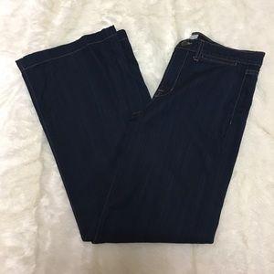 J Brand Flare Dark Wash Jeans