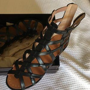 Vince Caputo sandals size 7