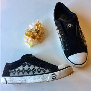 Ugg slip on sneakers sz 7.5