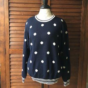 Vintage 80s Varsity Sweater