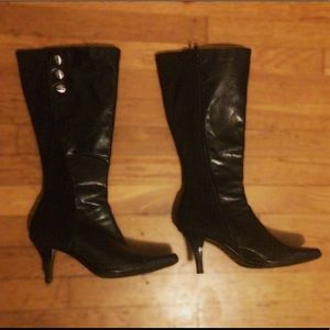 Black Boots by Predictions