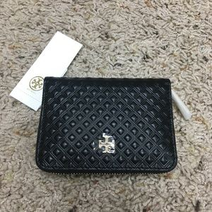 ❤️NWT TORY BURCH MARION Embossed Coin/Key Purse