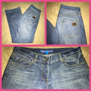 FCUK French Connection jeans EUC