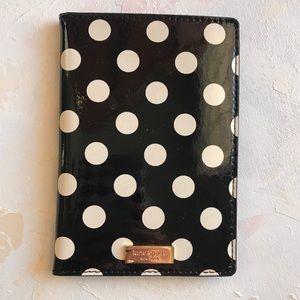 Kate Spade Polka Dot Passport Wallet