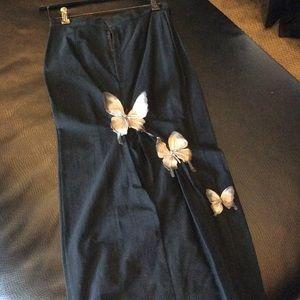 Dolce and Gabbana pencil skirt