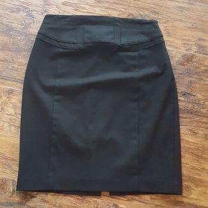 Express pencil skirt size 4