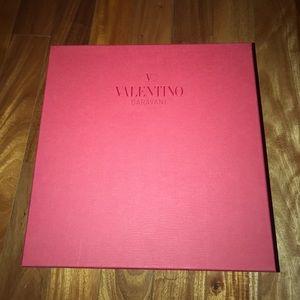 Valentino empty shoe box