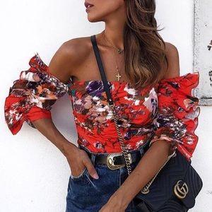 H&M blouse.