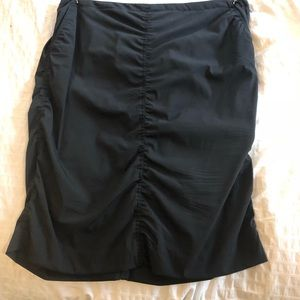 Theory Pencil Black Skirt Size 12
